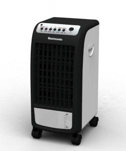 Klimator Ravanson KR-2011 (75W; 3 prędkości nawiewu: wysoka, średnia, niska, 3 rodzaje wentylacji, Chłodzenie za pomocą pompy wo