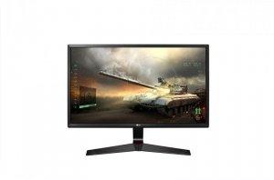 Monitor LG 27MP59G (27; IPS/PLS; FullHD 1920x1080; DisplayPort, HDMI, VGA; kolor czarny)