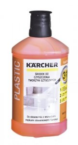 Środek do czyszczenia plastiku KARCHER 3w1 1L 6.295-758.0