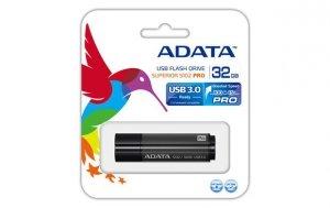 Pendrive ADATA S102 AS102P-32G-RGY (32GB; USB 3.0; kolor czarny)