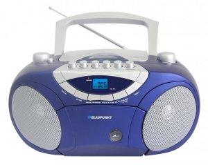 Radioodtwarzacz Blaupunkt BB15BL (kolor niebieski)