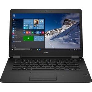 DELL LATITUDE E7470 i5-6300U 8GB 256GB SSD 14 FHD Win10pro + zasilacz UŻYWANY