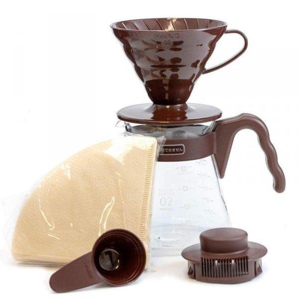 Hario V60 02 Set Przelewowy ekspres do kawy Ręczny