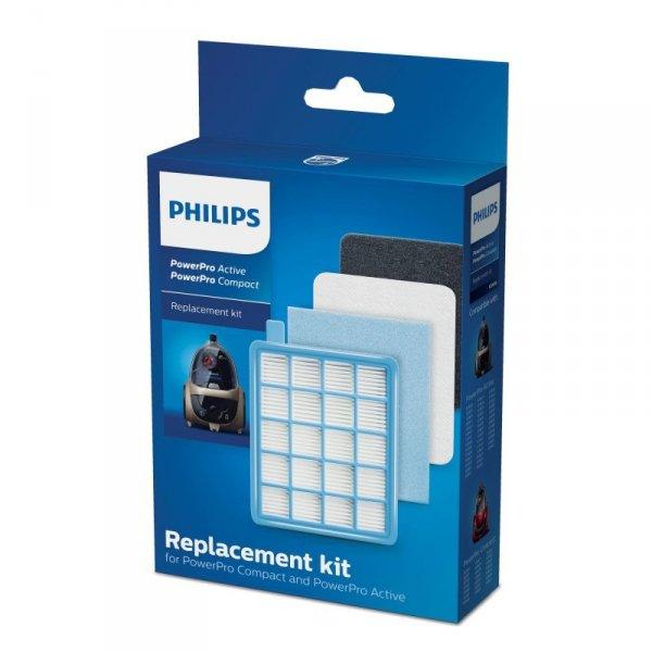 Zestaw filtrów do odkurzacza Philips FC8058/01