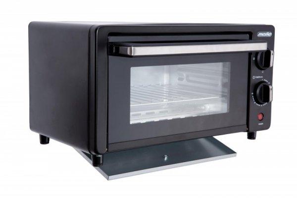 Mini piekarnik Adler MS 6013 (Pokrętło; 1000W; kolor czarny)