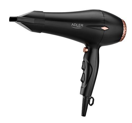 Suszarka do włosów Adler AD 2244 (2000W; kolor czarny)