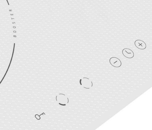 Płyta indukcyjna Amica PI 6108 PLU (4 pola grzejne; kolor biały)