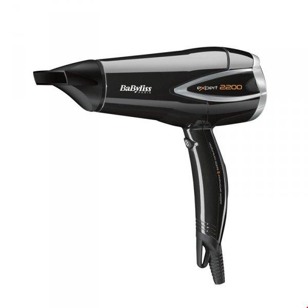 Suszarka do włosów Babyliss Expert Plus D342E (1600W; kolor czarny)