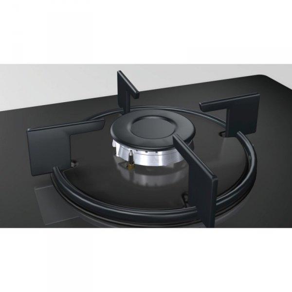 Płyta gazowa BOSCH POH6B6B10 (4 pola grzejne; kolor czarny)