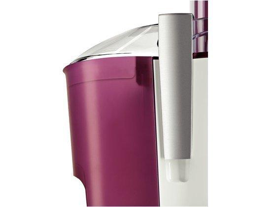 Bosch MES25C0 wyciskarka do soków Sokowirówka odśrodkowa Czereśnia, Przezroczysty, Biały 700 W