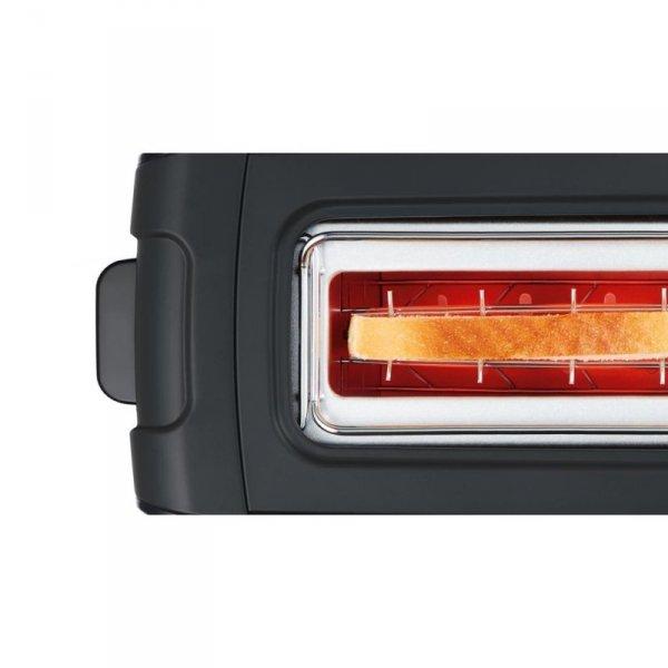 Toster BOSCH TAT6A003 (1090W; kolor czarny)