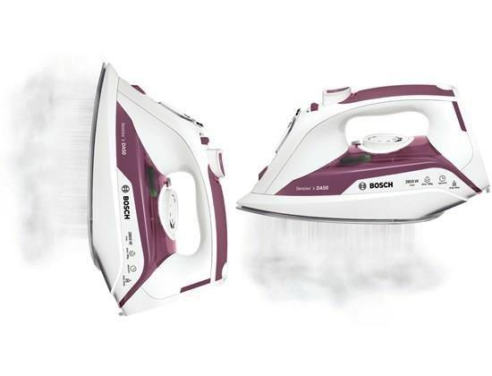Żelazko parowe BOSCH Sensixx'x TDA 5028110 (2800W; kolor biały)