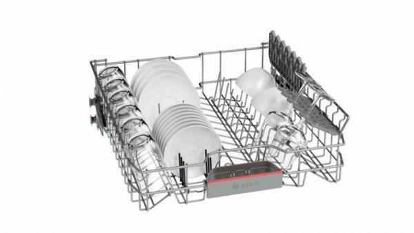 Zmywarka do zabudowy BOSCH SMV 45GX02E (szer. 59.8cm; Panel zamknięty; kolor szary)