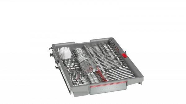 Zmywarka BOSCH SPI 66TS00E (szer. 44.8cm; Panel otwarty; kolor inox)