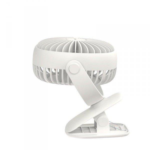 Wentylator biurkowy Baseus CXFHD-02 (kolor biały)