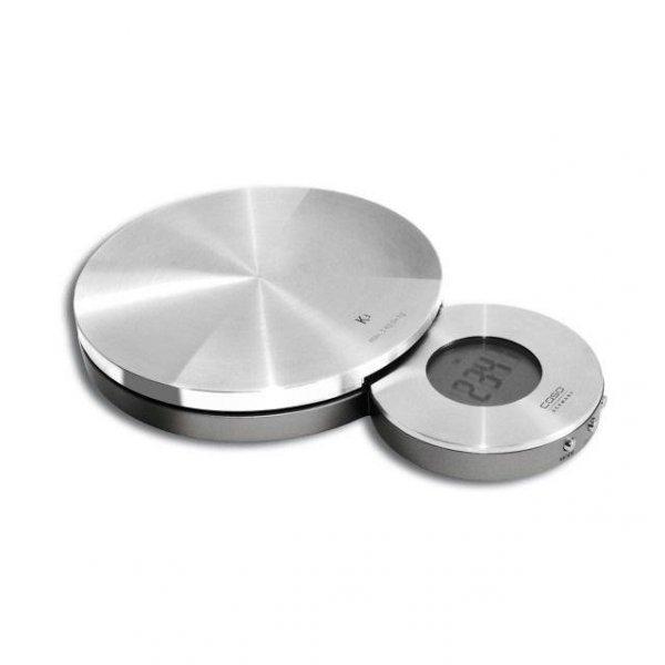 Waga kuchenna caso K3 3200 (kolor srebrny)