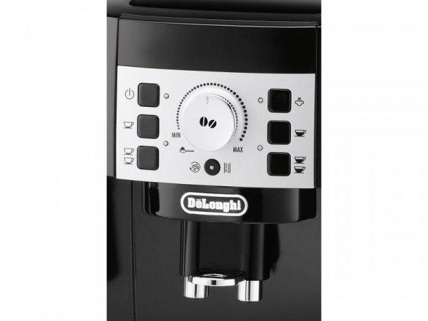 Ekspres ciśnieniowy automatyczny DeLonghi Magnifica ECAM 22.110 B (1450W; kolor czarny)