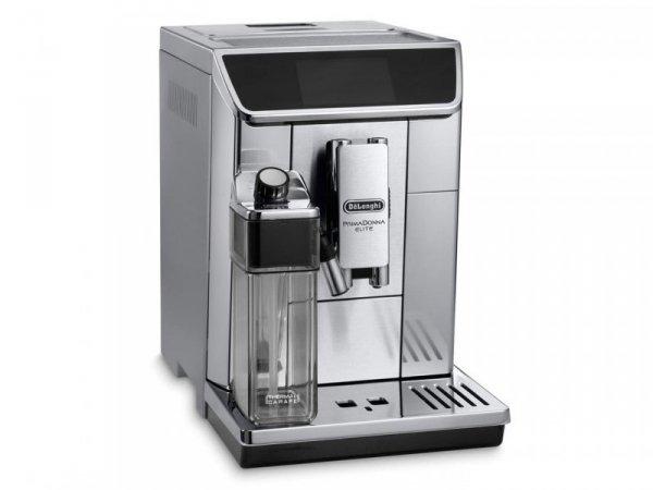 DeLonghi PrimaDonna Elite ECAM 650.75.MS Ekspres do kawy typu kombi 2 l Pełna automatyka