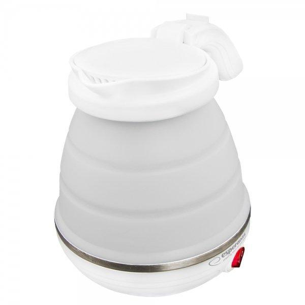 Esperanza EKK023 czajnik elektryczny 0,5 l Biały 750 W