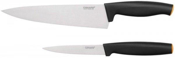 Zestaw noży Fiskars 1014198 (nóż do obierania warzyw i owoców, nóż szefa kuchni)