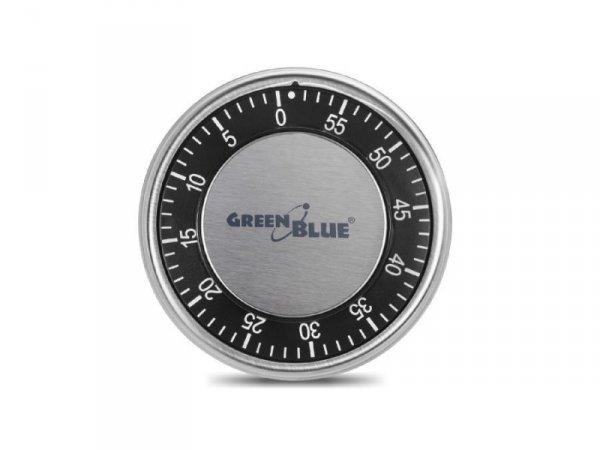 GREENBLUE MECHANICZNY TIMER STOPER MINUTNIK MAGNETYCZNY GB152