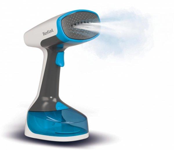 Parownica do ubrań Tefal Access Steam Minute DT7000 (1100W; kolor biało-niebieski)