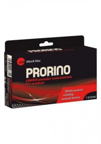 Supl.diety-ERO PRORINO black line libido powder concentrate