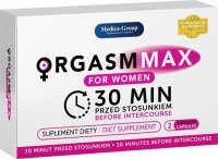 OrgasmMax for Women-2 kapsułki