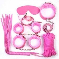 Bondage kit (rosa)