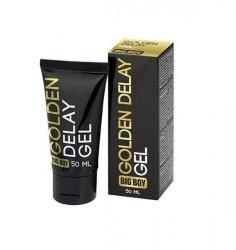 Żel/sprej-Big Boy Golden Delay Gel 50 ml