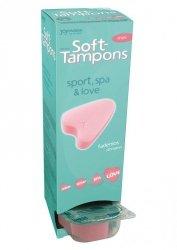 Tampony-Soft-Tampons mini, box of 10