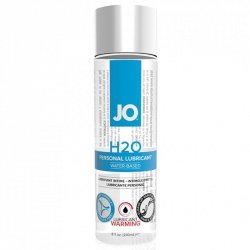 Lubrykant wodny - System JO H2O Lubricant Warming 240 ml Rozgrzewający