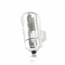 Wibrator na palec - The Screaming O The FingO Wavy Clear