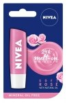 Nivea Lip Care Pomadka ochronna SOFT ROSE  4.8g