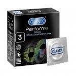 Durex Prezerwatywy Performa 3 szt