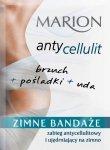Marion Antycellulit Zimne bandaże na ciało, zabieg na zimno