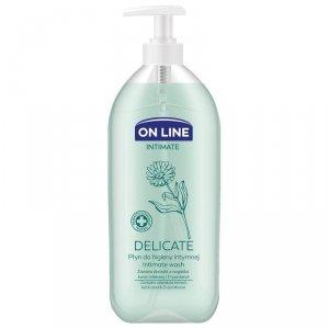 On Line Intimate Płyn do higieny intymnej Delicate z nagietkiem  500ml