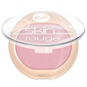 Bell Róż do policzków 2 Skin Pocket Rouge nr 051  4.5g