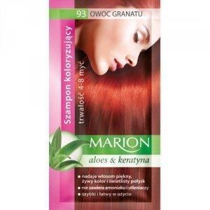 Marion Szampon koloryzujący 4-8 myć nr 93 owoc granatu