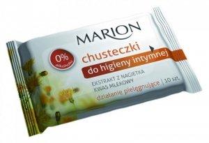 Marion Chusteczki do higieny intymnej z Nagietkiem  1op-10szt