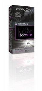 Marion Super Color Booster Farba do włosów 3D nr 500 Czarna Lukrecja  1op.