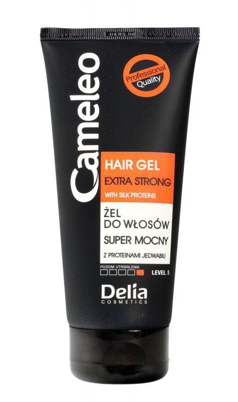 Delia Cosmetics Cameleo Żel do włosów extra strong  200ml