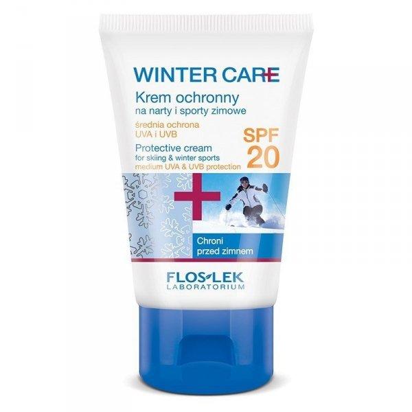Floslek Winter Care Krem ochronny na sporty zimowe SPF20  50ml