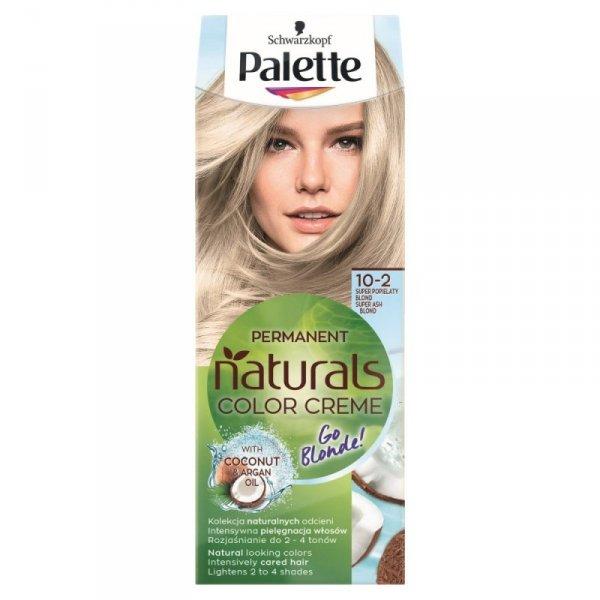 Palette Permanent Natural Colors Popielaty Blond nr 219  1op.