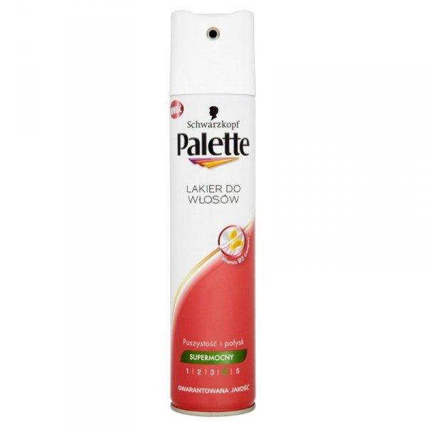 Palette Lakier do włosów supermocny  250ml