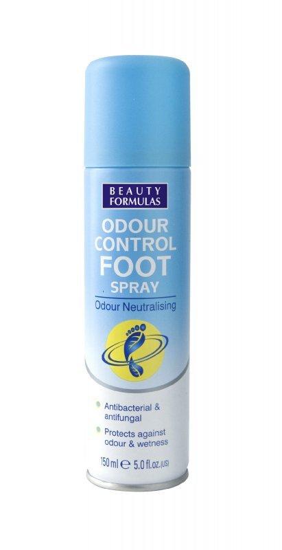 Beauty Formulas Stopy Dezodorant do stóp antybakteryjny