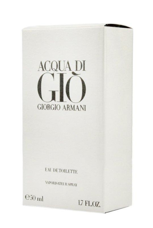 Giorgio Armani Acqua Di Gio pour homme Woda Toaletowa 50 ml