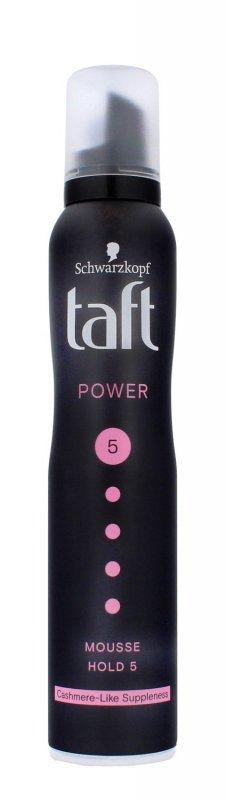 Schwarzkopf Taft Power Cashmere Pianka do włosów mega mocna 200ml