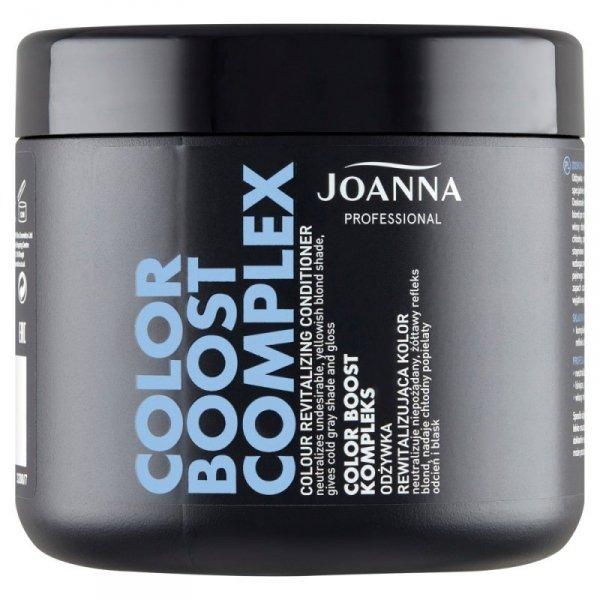Joanna Professional Color Boost Complex Odżywka rewitalizująca kolor 500g