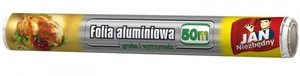 Sarantis Jan Niezbędny Folia aluminiowa 50m